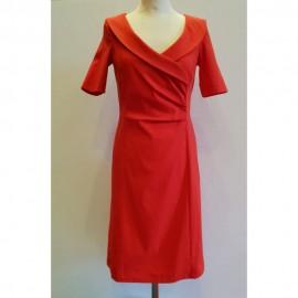 Kleid – Makusha rot
