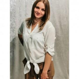 Bluse white